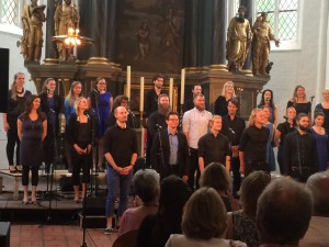 Vocal Line in der Klosterkirche Bordesholm